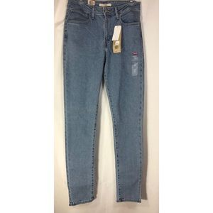 New Levi's 721 high rise skinny jeans 10 30 x 32